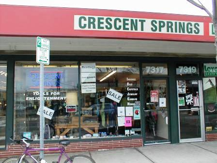 Crescent Springs Store Front